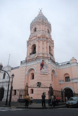 Lima - Santo Domingo Church