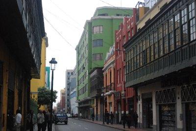 Lima - Street Colours