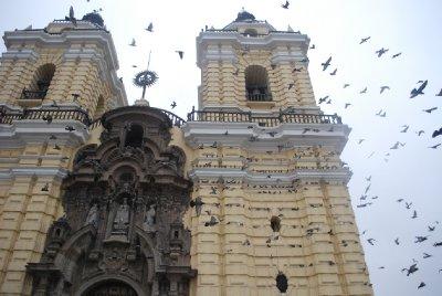 Lima - Monasterio de San Francisco (2)