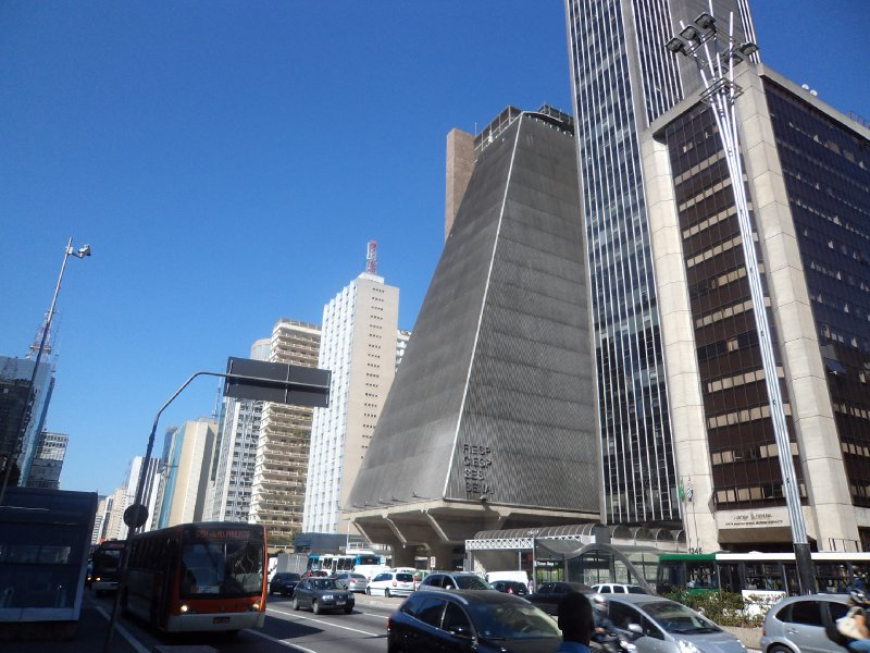 Sao Paulo - Avenue Paulista
