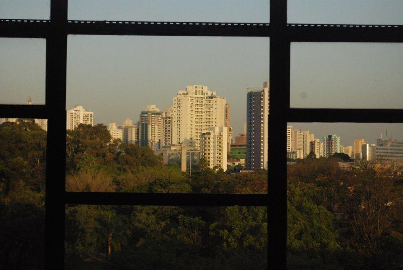 Sao Paulo - View from MAC USP