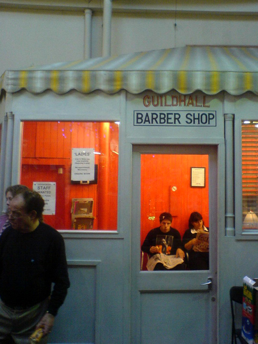Barber Shop, Bath UK