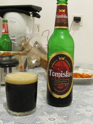 #7 - What you'd expect from an Eastern European stout