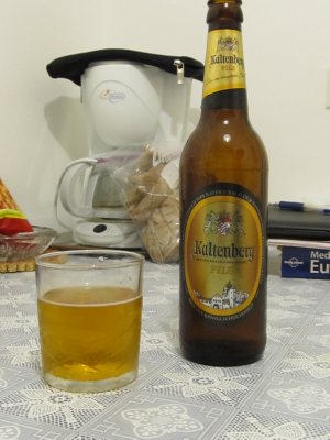 #2 - Bavarian Beer takes second