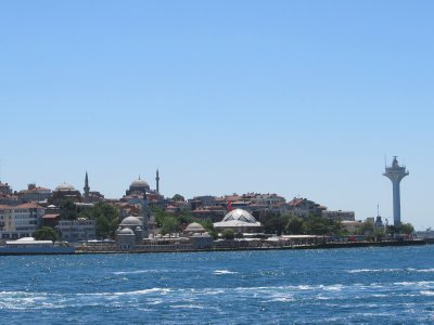 Asia side of Turkey