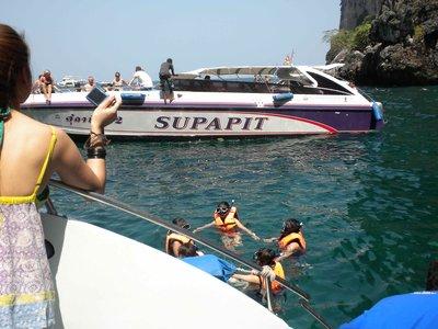 Snorkeling Thai Style