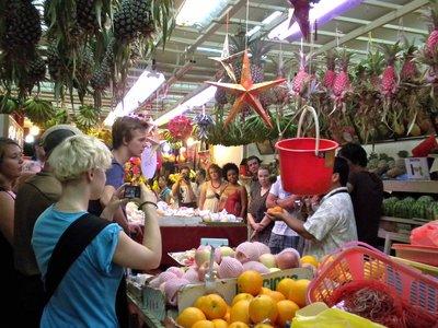 Singapore's strange fruits are revealed by Tony Tan