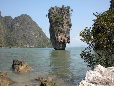 James Bond Island, Shaken Not Stired
