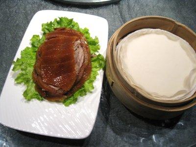 The Best Pecking Duck I've tasted - Da Dong Restaurant