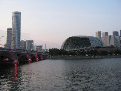 Architecture ultra-moderne