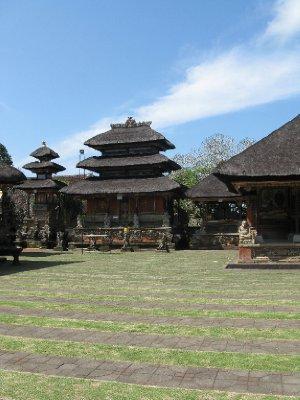 Temple balinais hindou