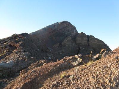 Le sommet du Rinjani