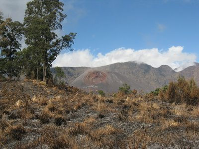 Le volcan a l'interieur du volcan
