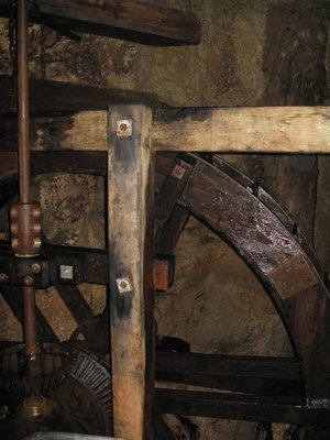 Les moulins sous-terrains
