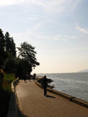 Stanley Park - Sea Walk