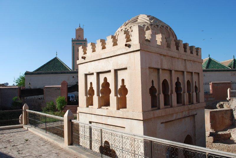 Quoubba Ba'adiyin, Almoravid Period