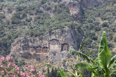 Kounos Ilician Tombs