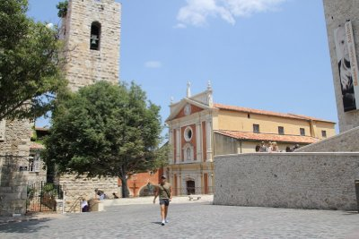 Picasso Museum and Chapel in Antibes