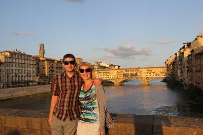 Ponte Vecchio- Vuki and me, Florence