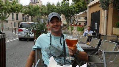 Cassis: Dinner and Refreshments