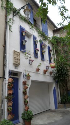 Cassis side streets