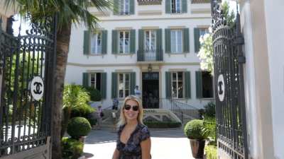 Chanel House, St Tropez