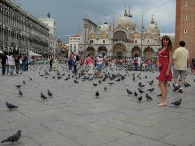 St. Mark's Square, Venice, Rome (Plaza de San Marcos)