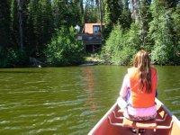 Bouleau Lake, BC, Canada