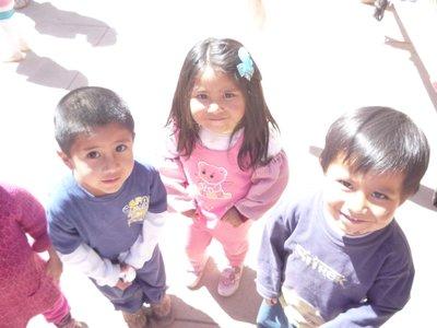 Cunas Urpichas Children