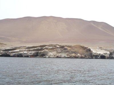 The trident Paracas