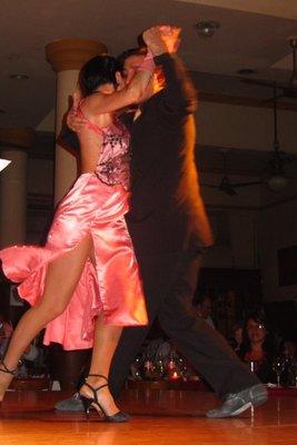 Tango, passie en mooie vrouwen.