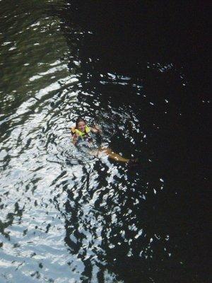 Veilig in het water!