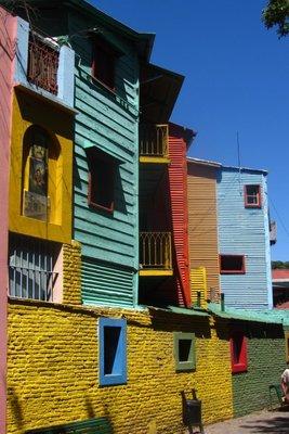 Het kleurrijke La Boca