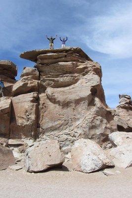 Nog eens klimmen zi, da was lang geleden.