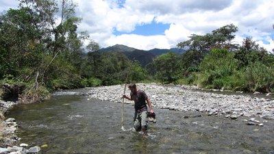 Rivier Vilcabamba