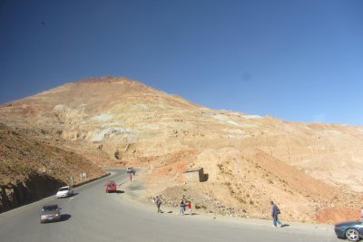 De berg Potosi