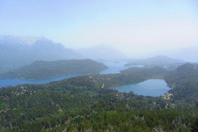 Één van de mooiste uitzichten van de wereld, hoe wij het zagen.