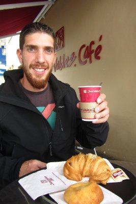 Echte koffie van Colombia (Juan Valdez)!