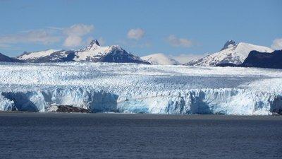 Gletscher Pio XI