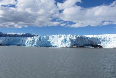 Gletscher Pio XI, nog iets dichter.
