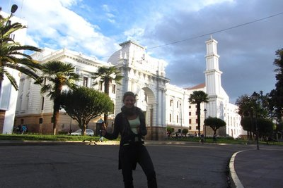 Sucre, de witte stad!