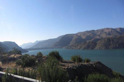Valle del Elqui, Dam.