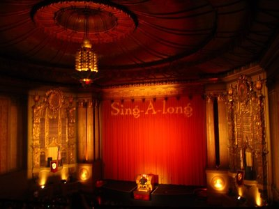 castro theatre hearkens from the 1920's