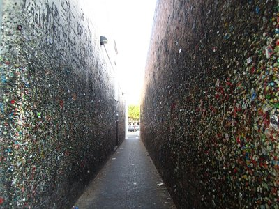 bubble gum alley, ew.