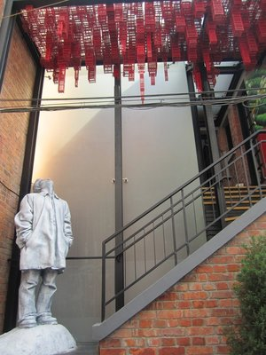 art gallery in french concession