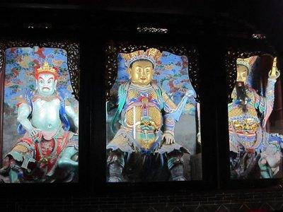Wenshu Temple