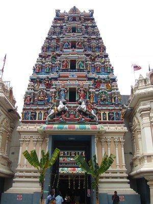 Sri Mahamariamman Hindu Temple