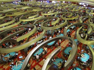 Marina Sands Casino