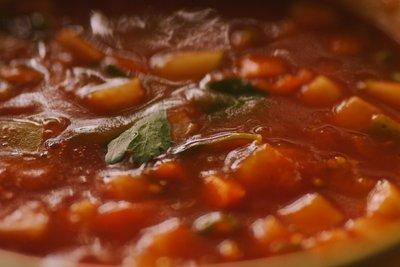 Bohol Bee Farm's Organic Tomato Soup
