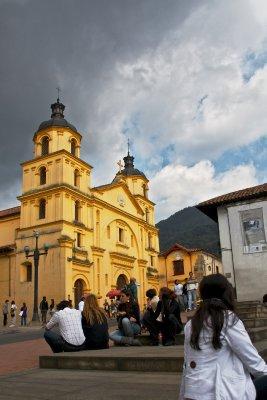 Iglesia de Candelaria